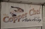 "Alaska Airlines hosted their annual ""The Copper Chef"" competition featuring local chefs: Pat Donahue (Anthony's Restaurants), John Howie (John Howie Steak House, Seastar, SPORT), Chris Bryan ..."